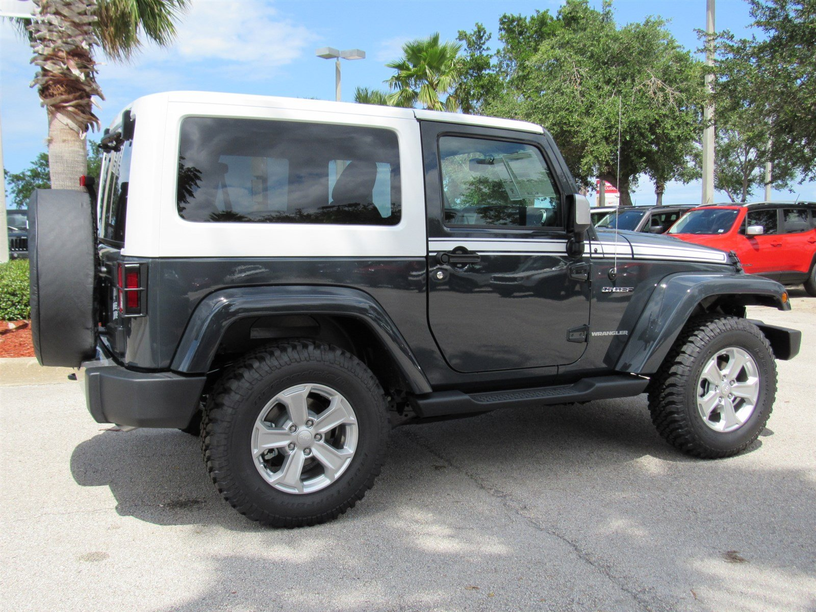 New 2017 Jeep Wrangler Jk Chief Edition Sport Utility In