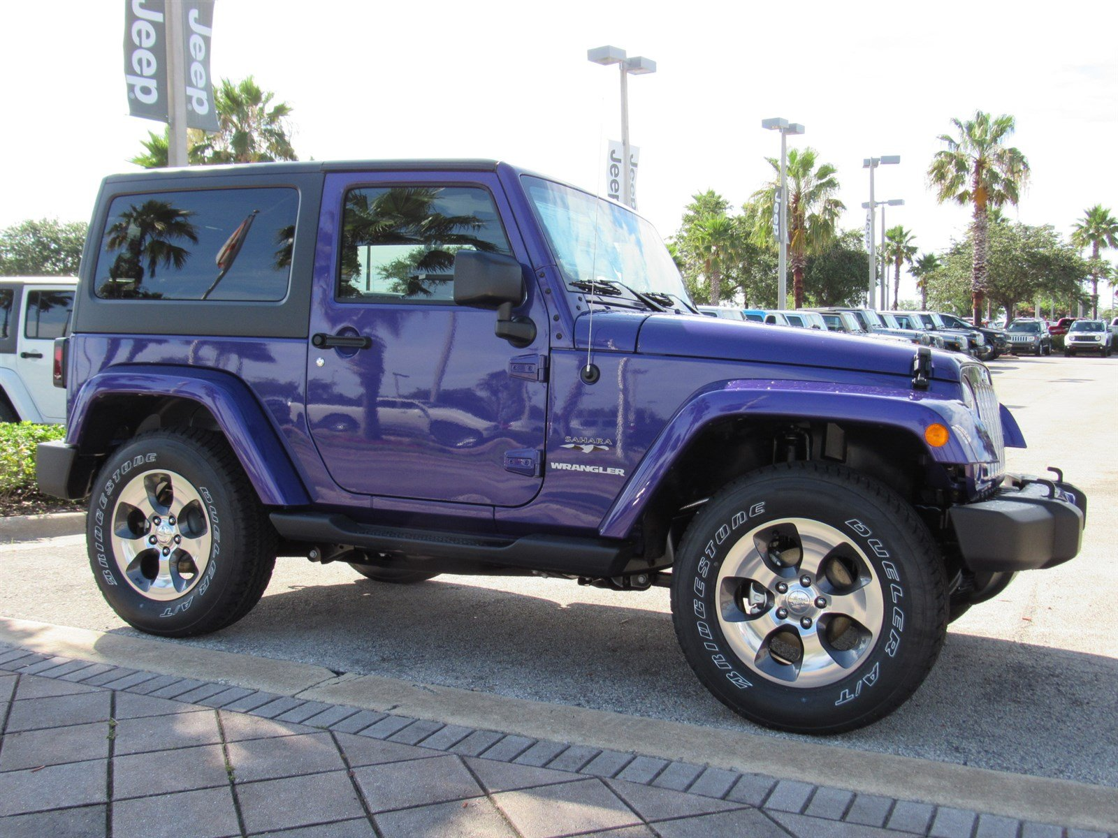 New 2017 Jeep Wrangler Sport Utility In Daytona Beach