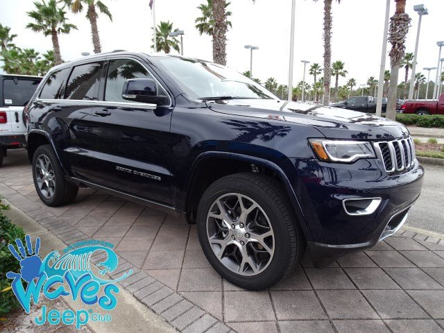 New 2018 Jeep Grand Cherokee Sterling Edition