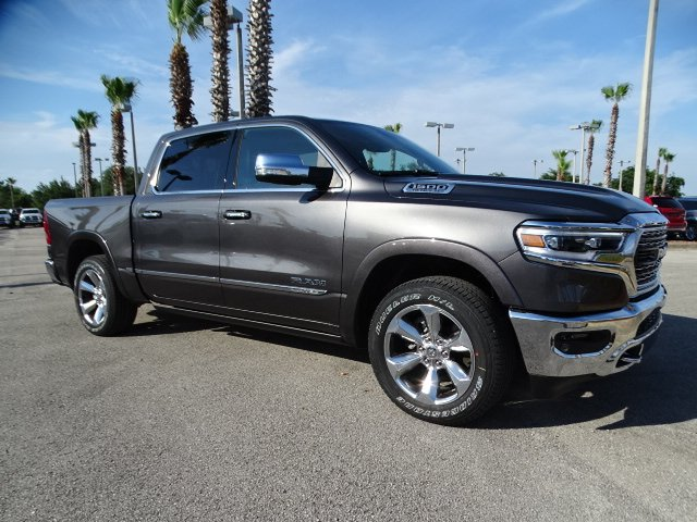 New 2019 Ram All 1500 Limited Crew Cab In Daytona Beach R19010 Dodge Chrysler Jeep Fiat