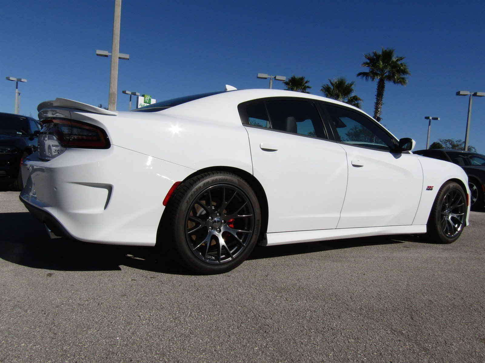 2018 Dodge Charger >> New 2016 Dodge Charger SRT 392 Sedan in Daytona Beach # ...