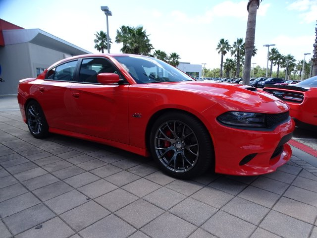 New 2017 DODGE Charger SRT 392 Sedan in Daytona Beach D