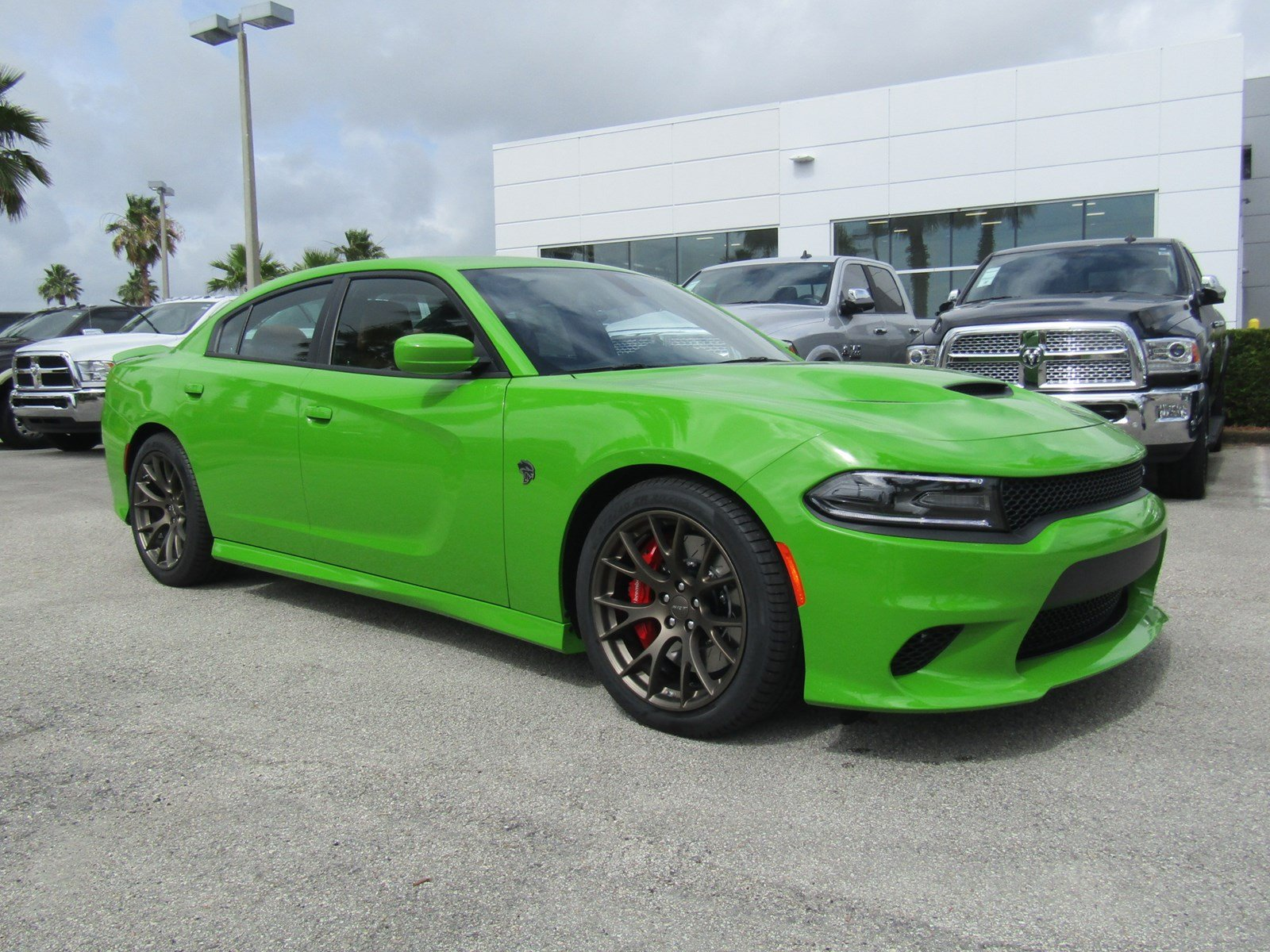new 2017 dodge charger srt hellcat sedan in daytona beach d17285 daytona dodge chrysler jeep. Black Bedroom Furniture Sets. Home Design Ideas