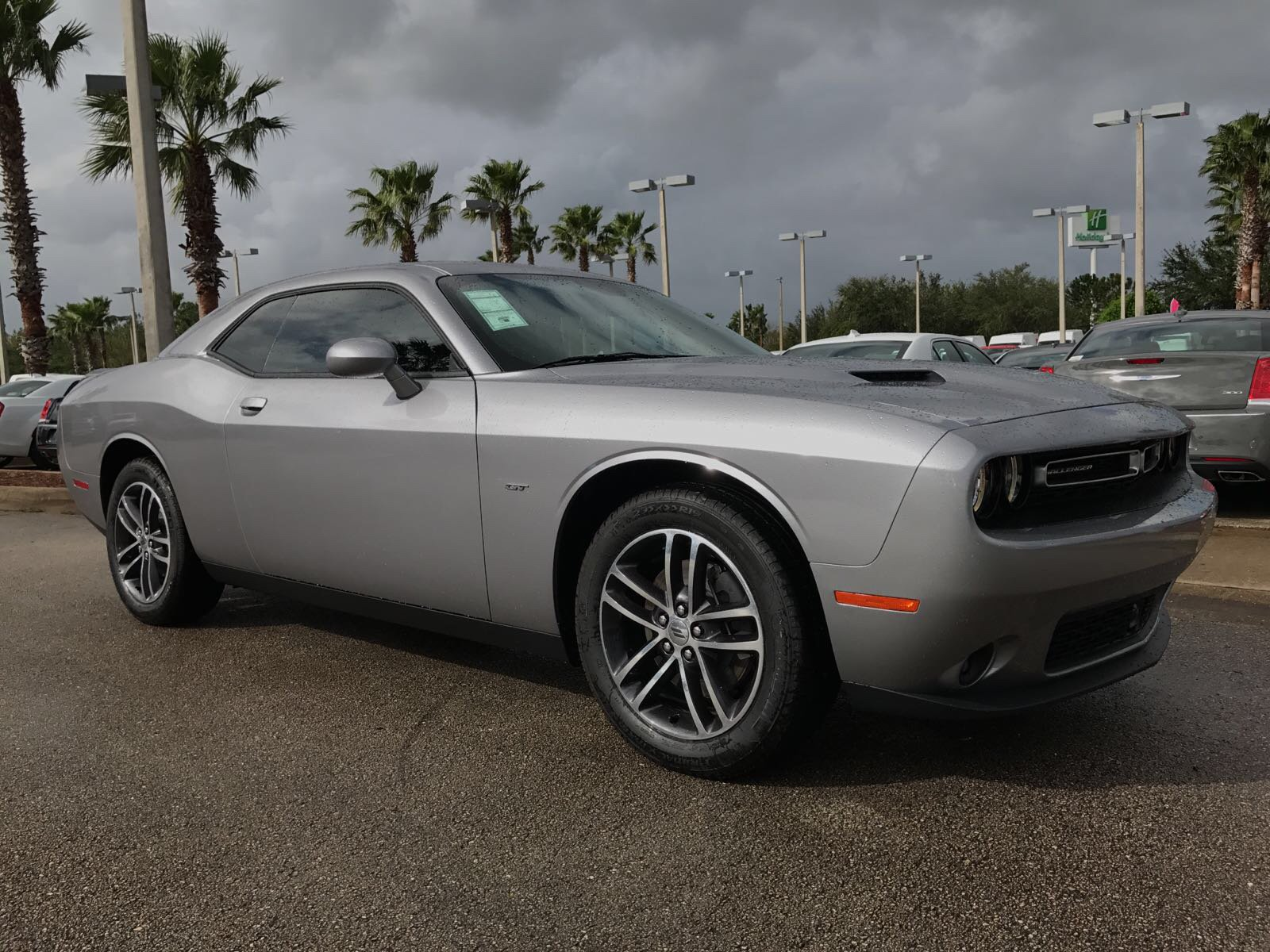 New 2018 DODGE Challenger GT Coupe in Daytona Beach D