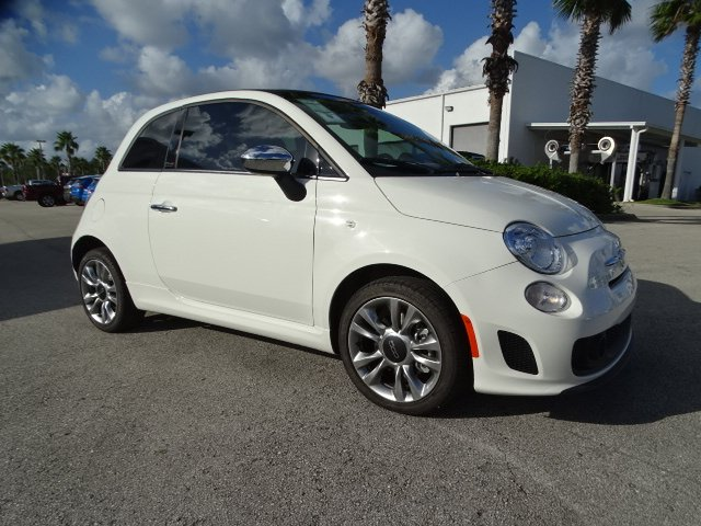 new 2018 fiat 500 lounge convertible in daytona beach #f18051 | daytona  dodge chrysler jeep ram & fiat