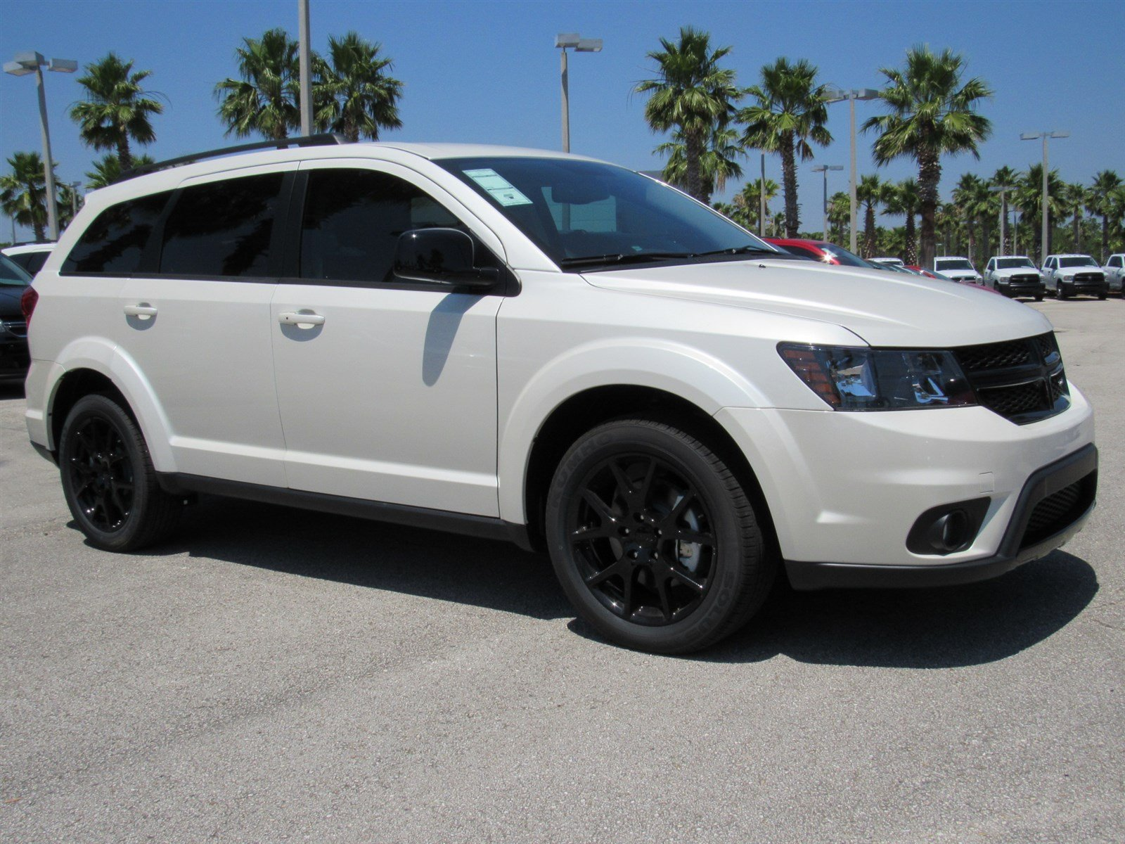 New 2017 Dodge Journey Sxt Sport Utility In Daytona Beach
