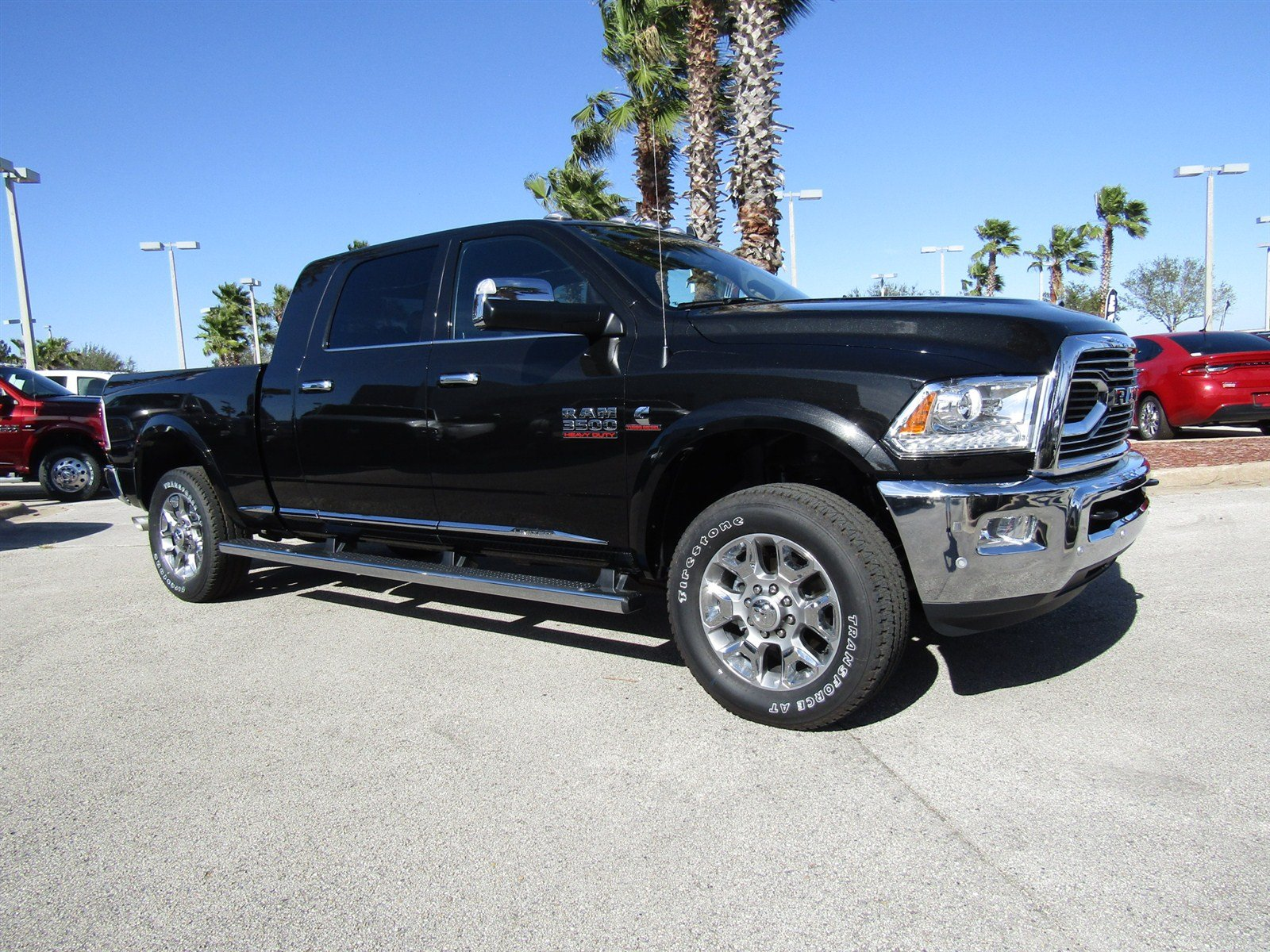 new 2017 ram 3500 limited mega cab in daytona beach r17336 daytona dodge chrysler jeep ram fiat. Black Bedroom Furniture Sets. Home Design Ideas
