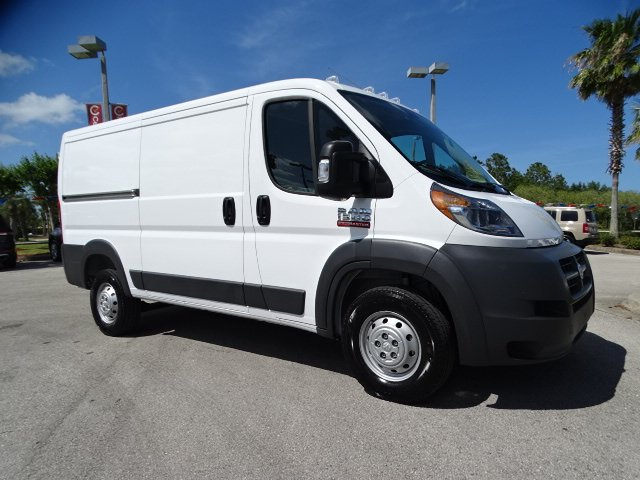 Pre Owned 2017 Ram Promaster Cargo Van 1500 Low Rf 136