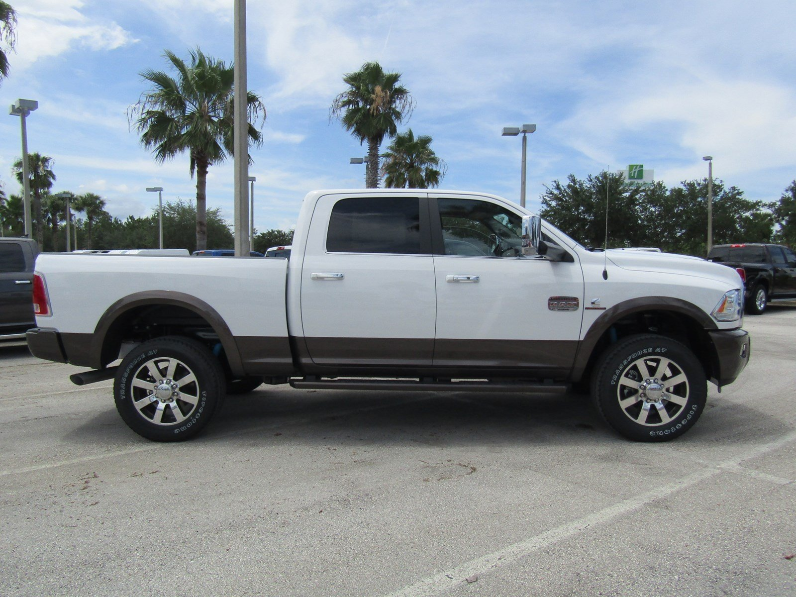 New 2017 Ram 2500 Longhorn Crew Cab in Daytona Beach # ...