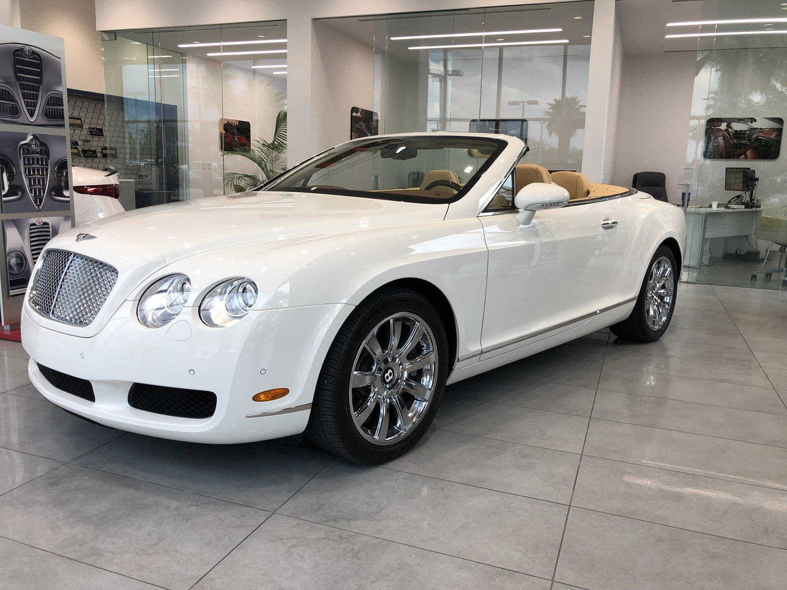 Pre-Owned 2008 Bentley Continental GT