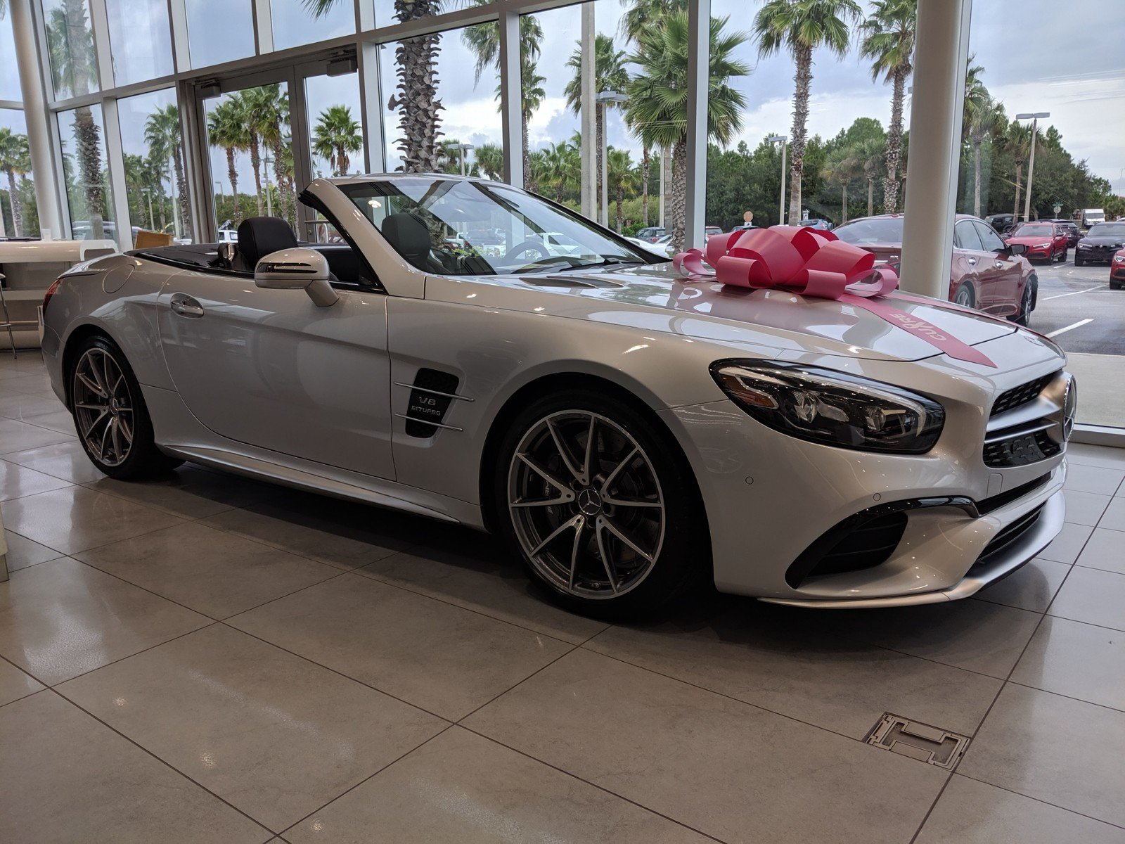 Pre-Owned 2017 Mercedes-Benz SL AMG® SL 63