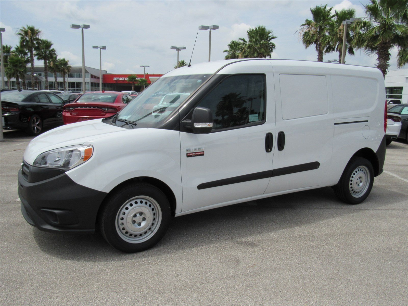 new 2017 ram promaster city cargo van tradesman cargo van in daytona beach r17363 daytona. Black Bedroom Furniture Sets. Home Design Ideas