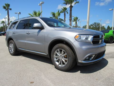 NEW 2018 DODGE DURANGO SXT PLUS RWD