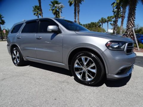 CERTIFIED PRE-OWNED 2014 DODGE DURANGO R/T