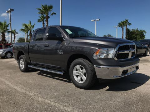 NEW 2017 RAM 1500 TRADESMAN CREW CAB 4X4 5'7 BOX