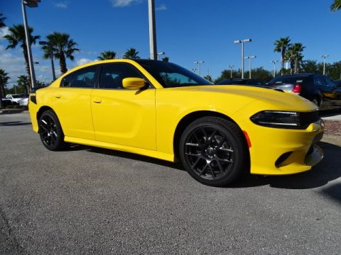 New 2018 DODGE Charger Daytona