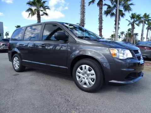 2018 Dodge Grand Caravan SE Mini-van, Passenger