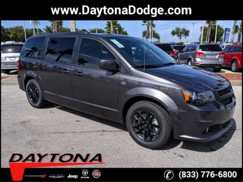 New 2019 DODGE Grand Caravan SE 35th Anniversary Edition