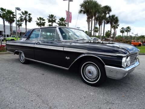 Pre-Owned 1962 Ford Galaxie 500