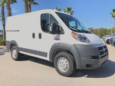 NEW 2018 RAM PROMASTER 1500 CARGO VAN LOW ROOF 118 WB