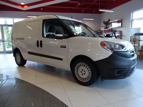 NEW 2017 RAM PROMASTER CITY CARGO VAN TRADESMAN